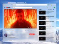 Google Chrome Mac Redesign
