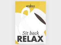 Metropolis Moving - Sit back, Relax