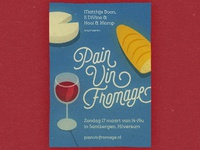Pain Vin Fromage
