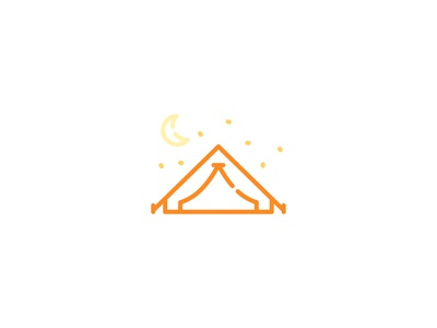 Tent Icon icon set logo design vector branding illustration icons set icon a day icons icon