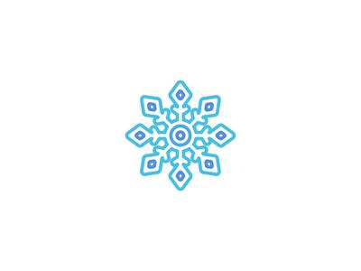 Snowflake Icon winter christmas snowflakes snowflake design ui iconography illustration icon a day icons icon