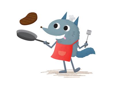 Werewolf Daily - Cooking