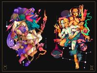 Astral.12 Taurus & Gemini