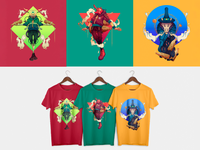 Dino's Brewing .Co - Shirt Design