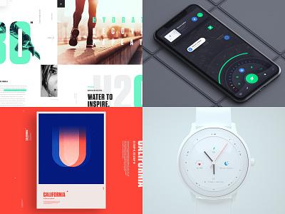 2018 branding homepage illustration texture editorial ui ux landingpage typography