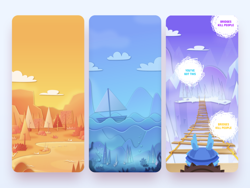 Confidently game backgrounds illsutration levels gaming games
