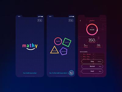 Mathy - Brain Training ios math brain training game