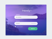 Daily UI #1 - Sign Up