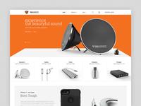 MoArmouz Web Redesign