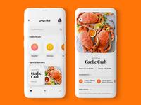 Paprika App Redesign