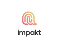 impakt - identity design