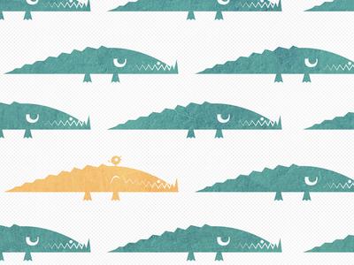 alligatoring