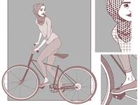 Bikes don't care