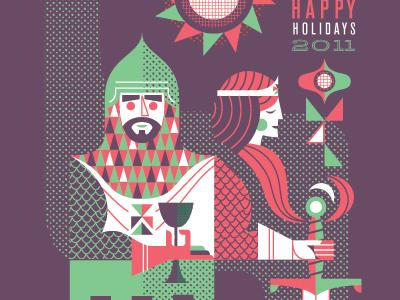 Jgd holiday dribbble