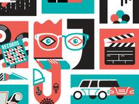 Kaleidoscope Icons