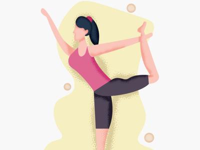 yoga character