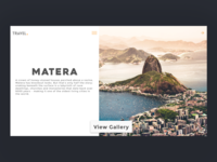 Travel - Web Design