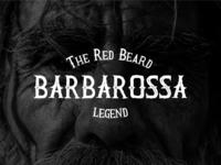 Barbarossa Font