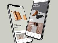 Athena Mobile UI Kit