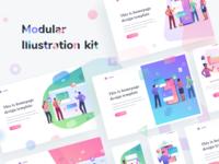 Modular Illustration Kit