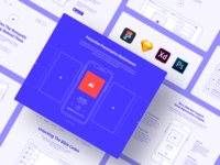 Method Wireframe Kit 2.1