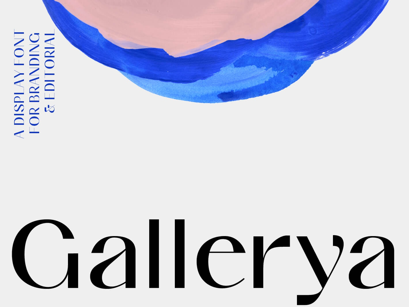 Gallerya Font logo icon website kit icons photoshop illustration app adobe vector sketch ux typography mousecrafted ui template branding resource design font