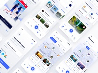 Travel & Discovery UI Kit
