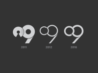 89ideas logo evolution