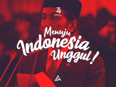 Dirgahayu Indonesia !