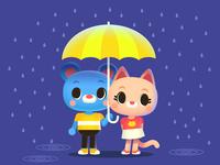 Sweet Rainy Day~