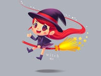 Little Witch~