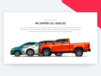 Vehicles Evaluation Website vector illustration vehicle car branding sketch corporate colorful web ux flat design ui clean