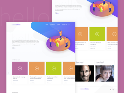 CW New Website Design
