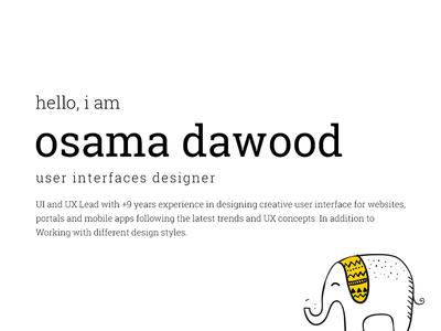 Osama's Website
