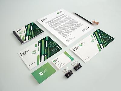Integrační centrum Praha logodesign graphic design corporate design logo vector typography branding