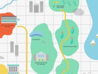 Care.org Walk Map