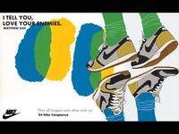 Nike Vengeance x Leo Lionni