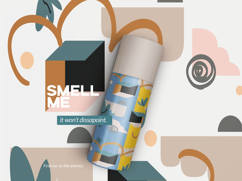 Freckles and Sand Collection Spray pattern women in illustration concept design colors illustration branding design packaging mockup packaging design packaging