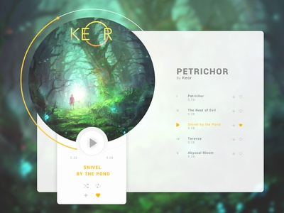 Music Player - Keor
