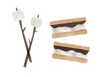Marshmellows and S'mores