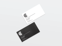 CB Business Card Mockups