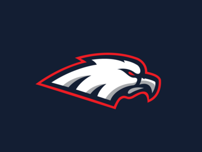Eagles Sports Logo (Updated) eagle logo sports logo sports