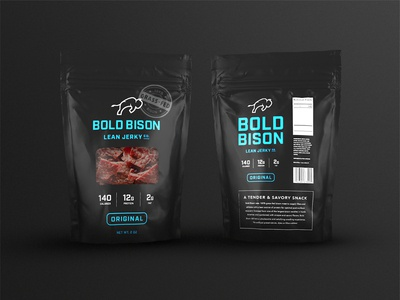 Bold Bison – Packaging brand design branding packaging design packaging logo designs logo