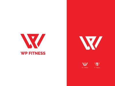 WP Fitness – Logo Design