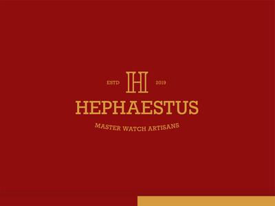 Hephaestus - Logo Design
