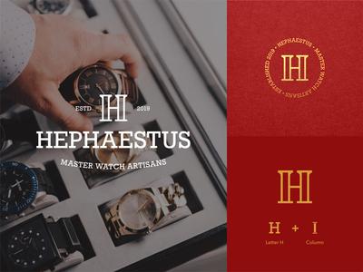 Hephaestus - Brand Assets