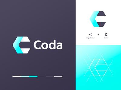 Coda – Logo Design