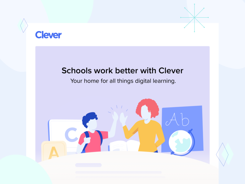 Clever Emails for Better Retention teacher kids education email template email marketing email digital character design character illustration