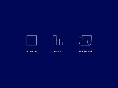 Avisar Everyday Logo marketing rebrand website design geometric logodesign branding logo