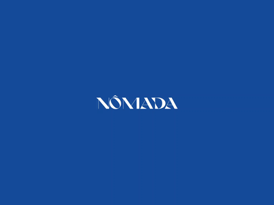 Nômada Logotype